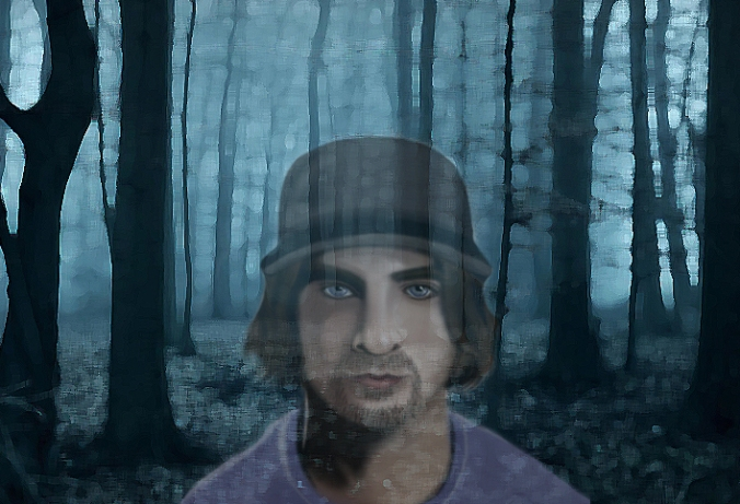 Micah facial hair and background GHOST