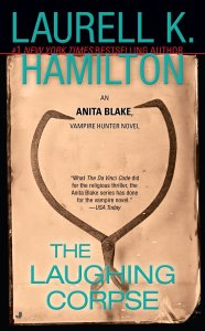 BOOK cover Anita Blake