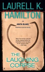 BOOK cover Anita Blake