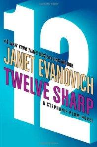 BOOK cover Janet Evanovich