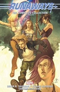 BOOK cover Runaways