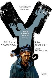 BOOK cover Y The Last man