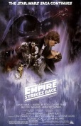 Star wars empire strikes back poster