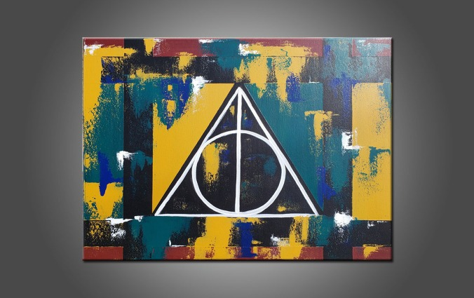 Deathly Hallows Etsy